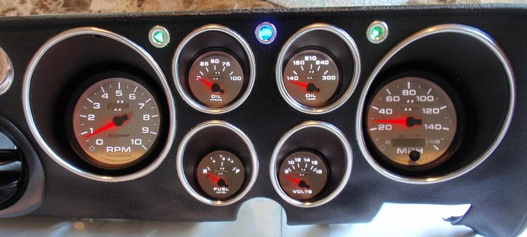 gauges_black newbie here tachometer not working loose wire near coil 1968 corvair wiring at eliteediting.co